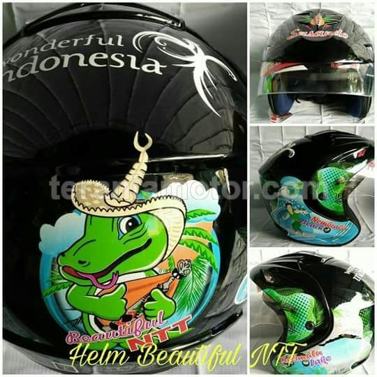 Helm beautiful NTT